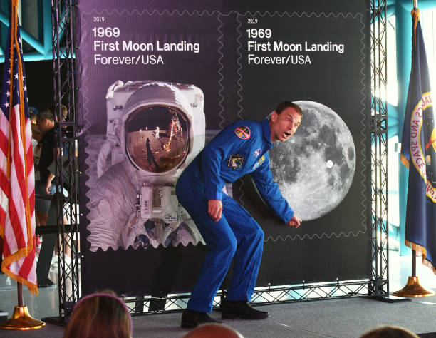 FL: U.S. Postal Service Issues Moon Landing Forever Stamps