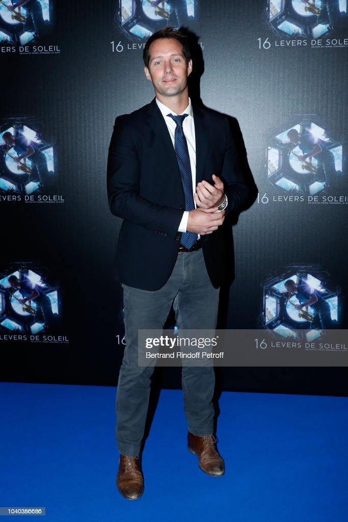 """""""16 Levers De Soleil"""" Paris Premiere At Le Grand Rex"""