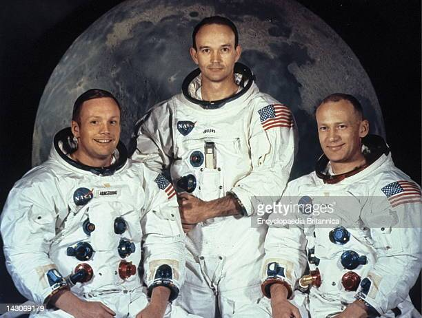 Astronauts Of The Apollo 11 Space Mission, Astronauts Of The Apollo 11 Space Mission: Neil Armstrong, Michael Collins, And Buzz Aldrin .