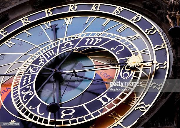Astronomical Clock on Prague