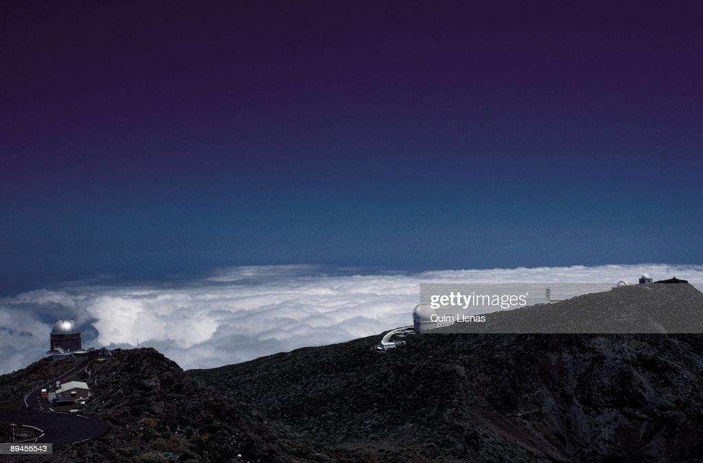astronomy observatory in la palma island observatory astrophysics of