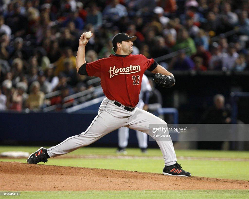 Houston Astros vs Atlanta Braves - September 29, 2006
