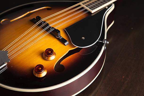 A-style mandolin