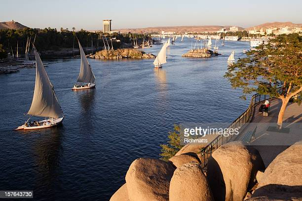 aswan, egypt - egypt stock pictures, royalty-free photos & images