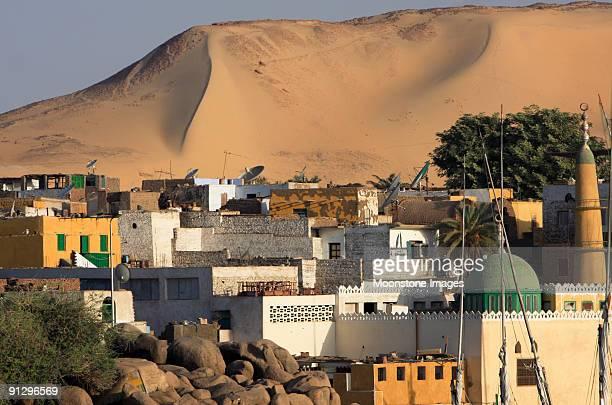 Asuán de Nubia, Egipto