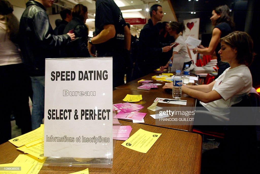Select perfect speed dating