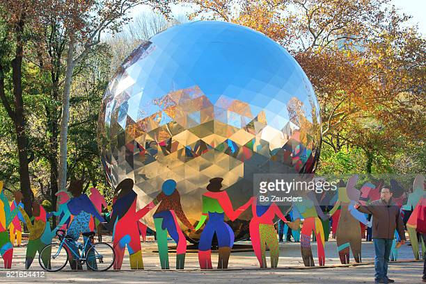 un at 70 - installation art stock pictures, royalty-free photos & images