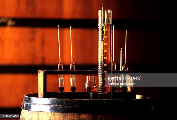 At a Brandy distillery