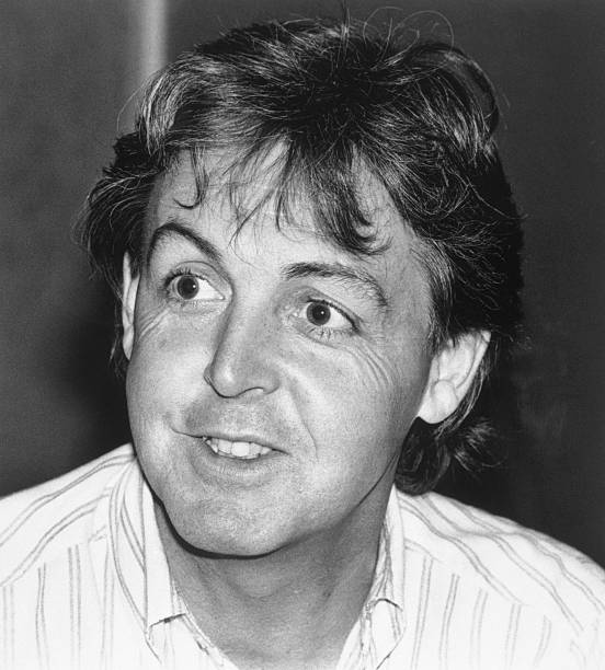 Portrait Of Paul McCartney