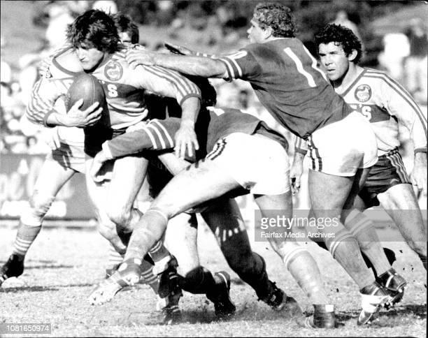 RL at Belmore Oval P'matta V Newtown Chris Phelan August 1 1982