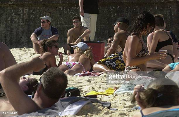 SPEARS at Bondi Beach enjoying the sun BRITNEY is in Australia to promote her latest single Slave 4 You BRITNEY is waiting until it is save for her...