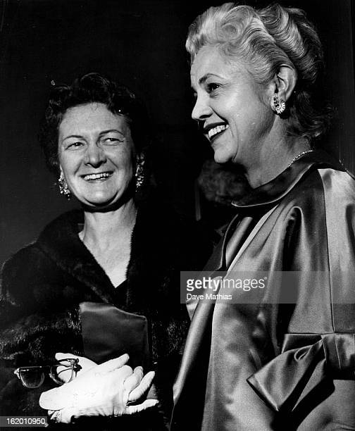 JAN 15 1959 JAN 22 1959 At Bonfils Theater In the audience for a recent performance of Will Any Gentleman at Bonfils Memorial Theater were Mrs...