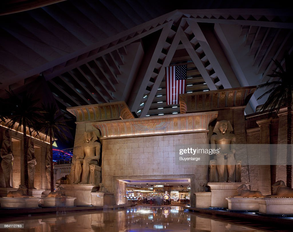 At Caesars Palace Magical Empire in a catacomb far below the resort, wizards entertain diners before a full-scale magic show, Las Vegas, Nevada