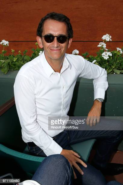 alexandre bompard stock photos and pictures