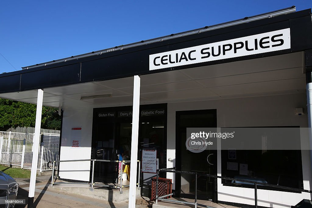 at Celiac Supplies in the suburb of Coorparoo on March 28, 2013 in Brisbane, Australia. The owner of the speciality food shop is charging $5 for customers to browse the store to prevent shoppers from seeking her advise and expertise on products but buying elsewhere.
