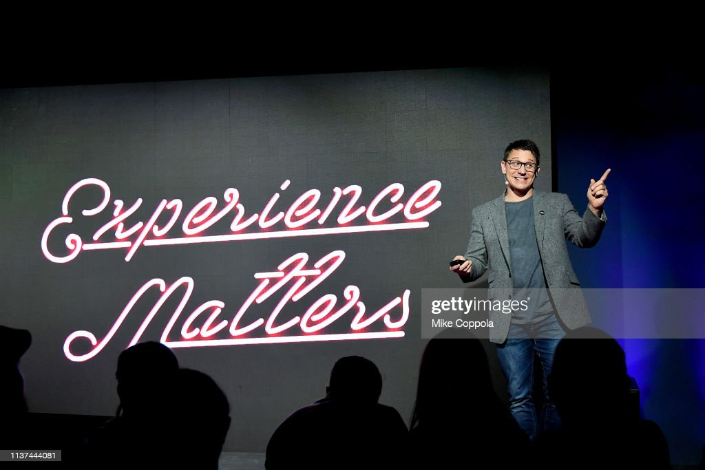 NY: Experience Matters Launch Event With Ceros