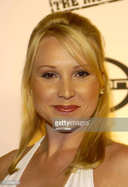 Alana Curry during LA DJ The Movie Los Angeles Premiere September 29 2004 at Cinespace Hollywood in Los Angeles California United States