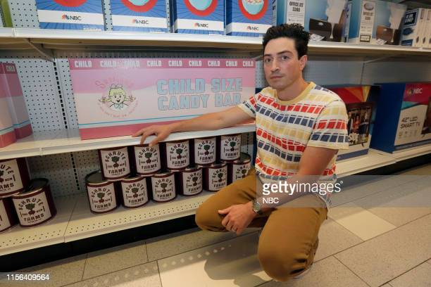 DIEGO 2019 NBC at ComicCon Pictured Ben Feldman at NBC's 'Superstore' activation at the Hard Rock Hotel San Diego Calif on July 18 2019