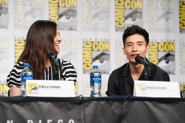 "CA: NBC's Network's ""Comic Con International 2018"" - The Good Place Panel"