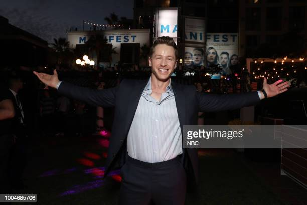 DIEGO 2018 NBC at ComicCon Pictured Josh Dallas at the NBC SDCC Party at the Tin Fish Gaslamp San Diego Calif