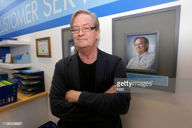 DIEGO 2019 NBC at ComicCon Pictured Mark McKinney at NBC's 'Superstore' activation at the Hard Rock Hotel San Diego Calif on July 18 2019