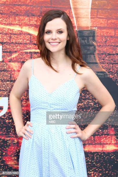 DIEGO 2017 'NBC at ComicCon' Pictured Sarah Ramos at the Midnight Texas Activation San Diego Calif