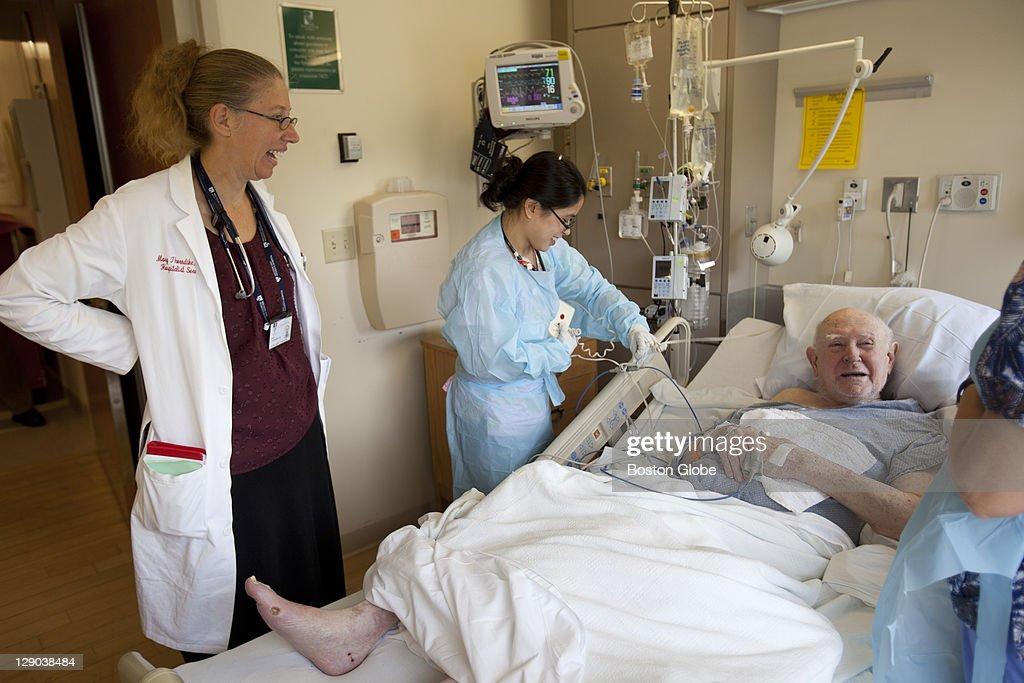 At Faulkner Hospital, Dr  Mary Thorndike, of Jamaica Plain