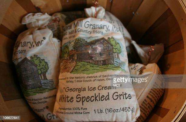 At Jaemor Farm Market Georgia Ice Cream or grits to most southerners is only one of hundreds of specialty products available at the popular farm...