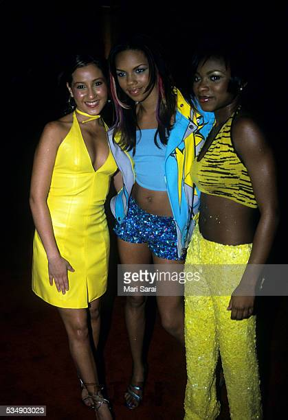 3LW at Metropolitan Museum of Art Costume Institute Gala New York April 23 2001