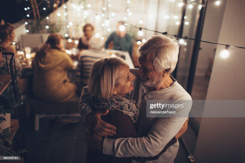 At our anniversary party : Stock Photo