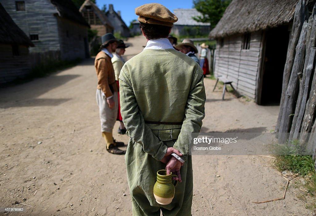 Plimoth Plantation : News Photo