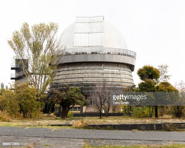 At present ZTA26m telescope is the largest observational instrument of BAO operating since 1976 It was constructed at the LOMO