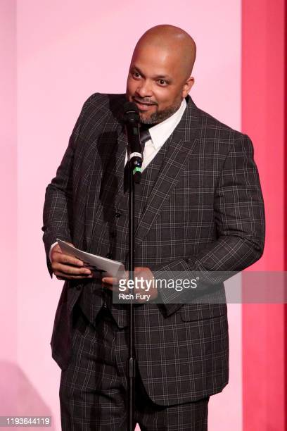 CEO at Roc Nation Jay Brown speaks onstage during Billboard Women In Music 2019 presented by YouTube Music on December 12 2019 in Los Angeles...