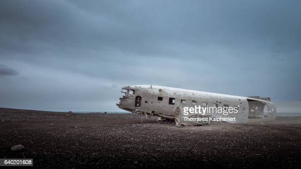 DC3 (Plane Crash Wreckage) at Solheimasandur, Iceland