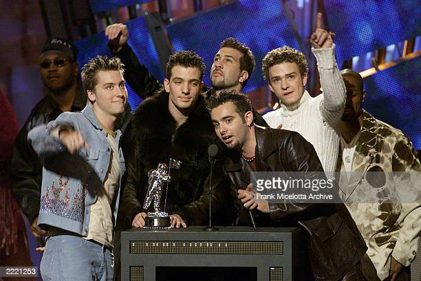 At the 2000 MTV Video Music Awards live from Radio City Music Hall in New York City. 9/7/2000 Frank Micelotta/ImageDirect