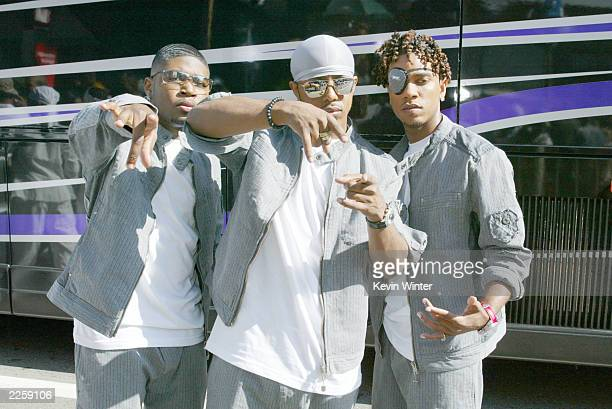 IMX at the 2nd Annual BET Awards at the Kodak Theatre in Hollywood Ca Tuesday June 25 2002 Photo by Kevin Winter/ImageDirect