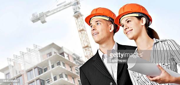 No local de Construção
