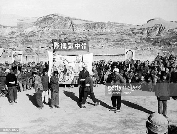 At The End Of The Civil War In China Which Pitted Chang Kai Shek'S Nationalists Against Mao Tse Tung'S Communists Between 19481949 Student Supporters...
