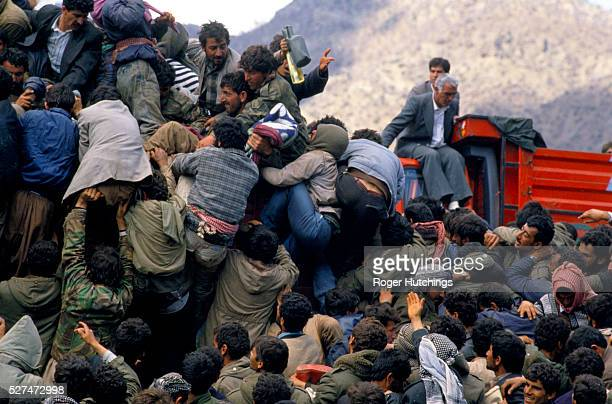 At the end of the first Persian Gulf War in April 1991 the Kurdish people of northern Iraq rose up against Saddam Hussein but the insurrection was...
