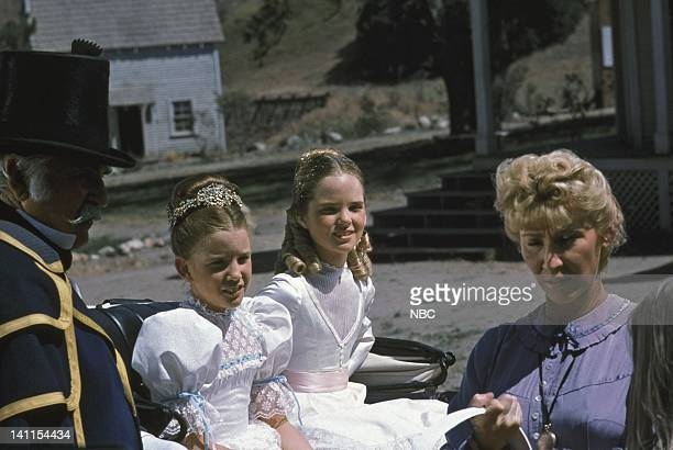 PRAIRIE At the End of the Rainbow Episode 10 Air Date Pictured Melissa Gilbert as Laura Ingalls Melissa Sue Anderson as Mary Ingalls Kendall Photo by...