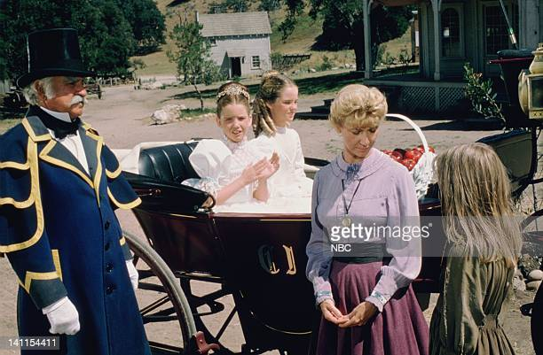 PRAIRIE 'At the End of the Rainbow' Episode 10 Aired Pictured Unknown Melissa Gilbert as Laura Ingalls Melissa Sue Anderson as Mary Ingalls Charlotte...