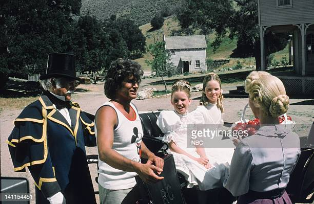 PRAIRIE 'At the End of the Rainbow' Episode 10 Aired Pictured Unknown Director Michael Landon Melissa Gilbert as Laura Ingalls Wilder Melissa Sue...