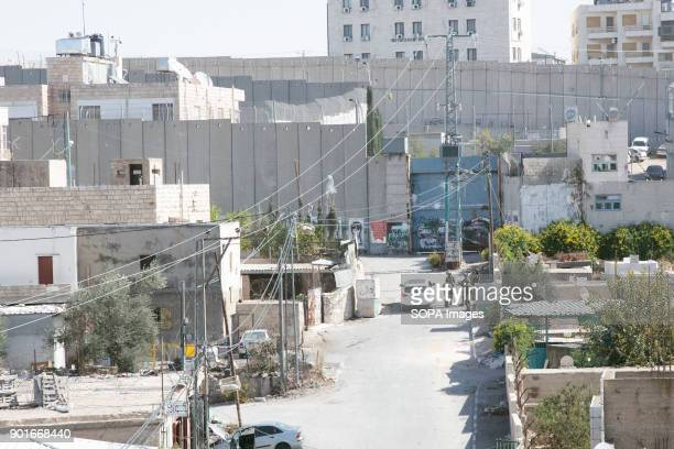 At the end of the street of the entrance to the camp is an Israeli military base that raids the camp on a daily basis All the residents of Aida need...