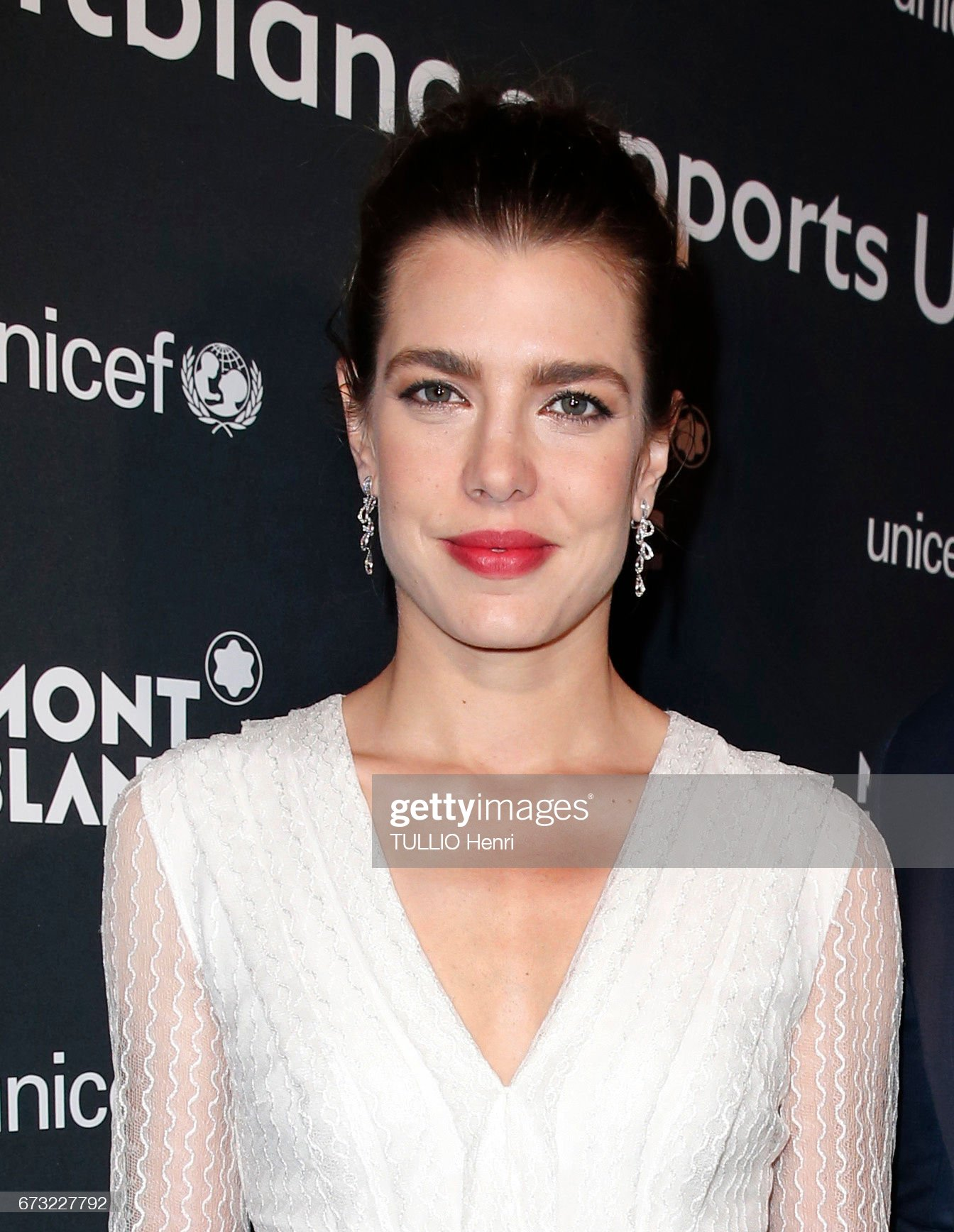 MontBlanc for Unicef Evening Gala : News Photo