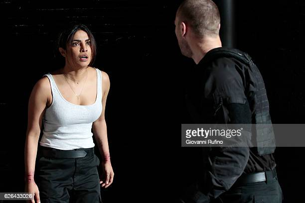 QUANTICO ODENVY At the Farm Lydia and Owen teach the group about the necessity of lying and cutting off relationships Perfect timing for Alex since...