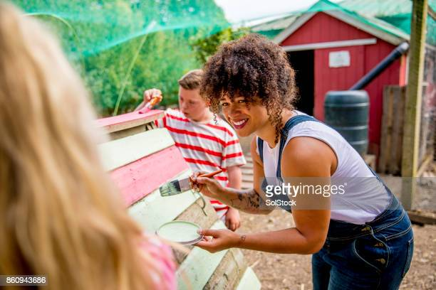DIY at the Farm
