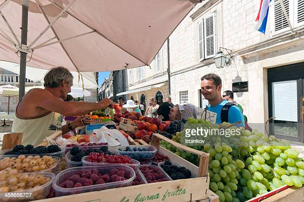 at the green market - generic location stock pictures, royalty-free photos & images