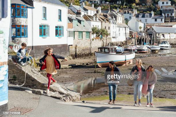 at the harbour - adventure stock pictures, royalty-free photos & images