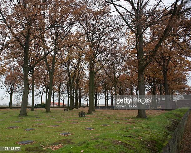 CONTENT] At the Langemark German Military Great War Cemetery Flanders Belgium