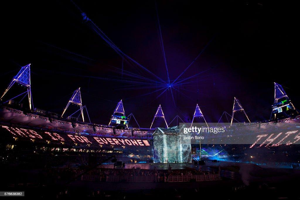 London 2012 - Opening Ceremony : News Photo